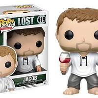 Funko POP Television: LOST Jacob Vinyl Figure
