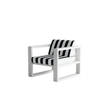 Delaz Outdoor Lounge Armchair