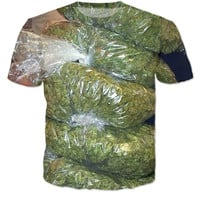 some Bags Of Weed