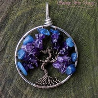 Dark Phoenix Mount World of Warcraft Tree of Life Pendant