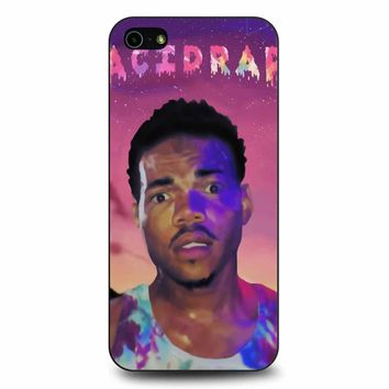 Acid Rap- Chance The Rapper iPhone 5/5s/SE Case