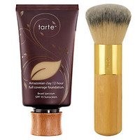 tarte Amazonian Clay Full Coverage Foundation Auto-Delivery — QVC.com
