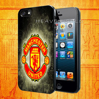 Manchester United 01 for iPhone 5S, iPhone 5C, iPhone 5, iPhone 4S, iPhone 4, Samsung S3 i9300, Samsung S4 i9500