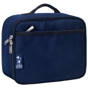 Whale Blue Lunch Box - 33505