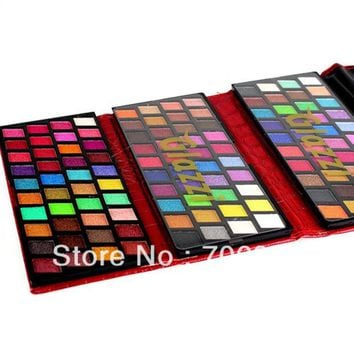 DCK9M2 Eye shadow Palette Make-up 1pcs/lot 120 color Makeup Kit Eyeshadow Makeup GZ1008R