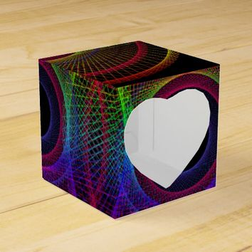 Spiro Rainbow Favor Box