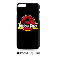 Jurassic Park Dinosaur Logo iPhone 6S  Plus  Case