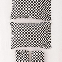Checker Sheet Set | Urban Outfitters