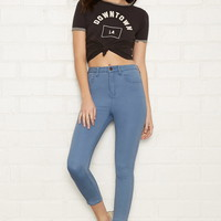 The Larchmont High Rise Jean