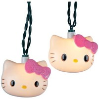 Hello Kitty 10-Light String of Party Lights | LampsPlus.com