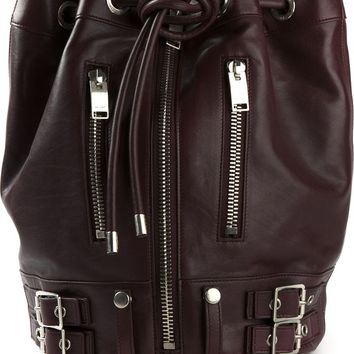 Saint Laurent medium 'Rider' bucket bag