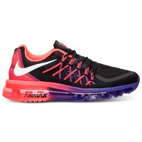 Nike Women's Air Max 2015 Running Sneakers from Finish Line
