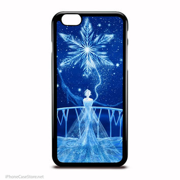 Elsa Princess Frozen Walt Disney Case For Iphone Case