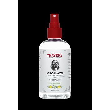 Thayers Witch Hazel Mist Spray, Cucumber - 8 oz