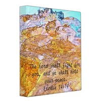 The Lord Shall Fight For You Binder