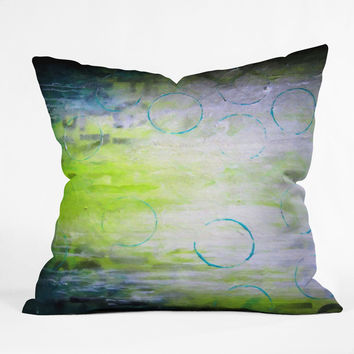 Sophia Buddenhagen Calm Outdoor Throw Pillow