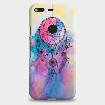 Hipster Dreamcatcher Watercolor Painting Google Pixel 2 Case