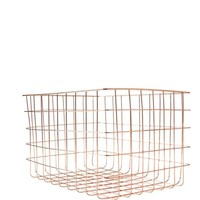 Large Wire Storage Basket
