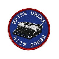 Write Drunk Patch