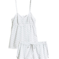 2-piece Pajamas - from H&M