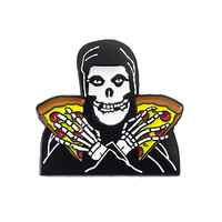 The Pizza Ghost Pin