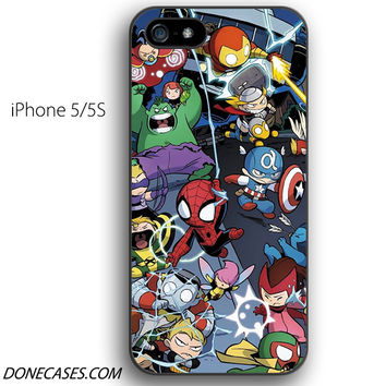 avengers babies iPhone 5 / 5S Case
