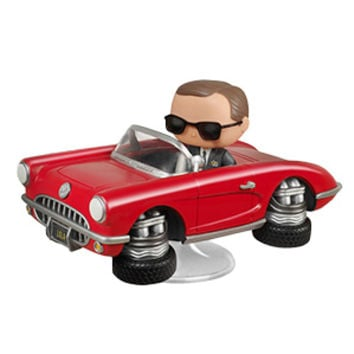 POP Vinyl Rides: Agents of S.H.I.E.L.D.- Director Coulson with Lola