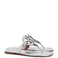 Tory Burch Miller Metallic Sandal