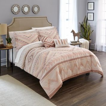 Better Homes and Gardens Santa Fe 5 piece Bedding Set - Walmart.com