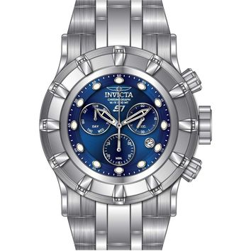 Invicta Men's 23952 S1 Rally Quartz Chronograph Blue Dial Watch
