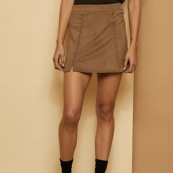 Talon Mini Skirt