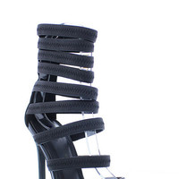 Giselle Pump - Black