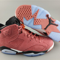 "Air Jordan 6 ""Tomato"" Men Basketball shoes"