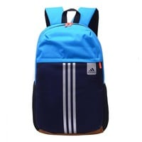 """Adidas"" Lightweight Simple Laptop Backpack Travel Daypack School Backpack"