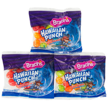 Hawaiian Punch Tropical Jelly Beans Candy Packs: 60-Piece Bag