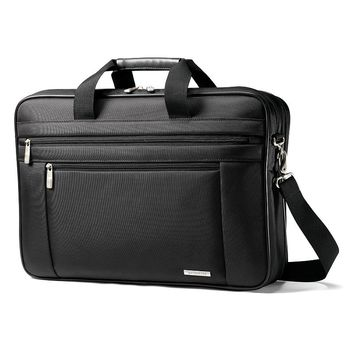 Samsonite Luggage, Classic 17-in. Laptop Briefcase (Black)