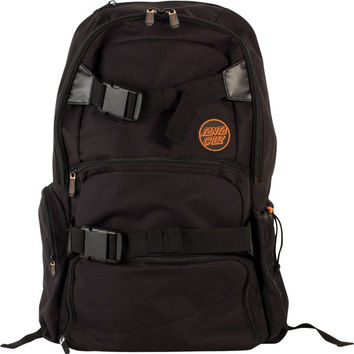 Santa Cruz Voyager Backpack Black