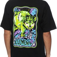 Element Night Wolf T-Shirt