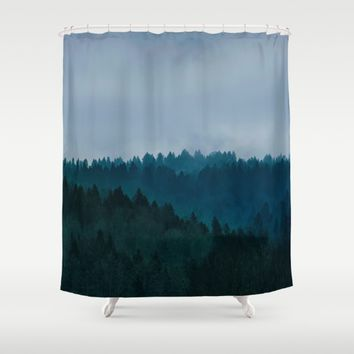 I Need You Shower Curtain by Gallery One