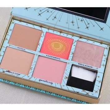 Professional Beauty On Sale Make-up Stylish Hot Sale Hot Deal Eye Shadow Blush Contour Make-up Palette [11599190735]
