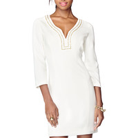 Lilly Pulitzer Bennett Beaded Shift Dress