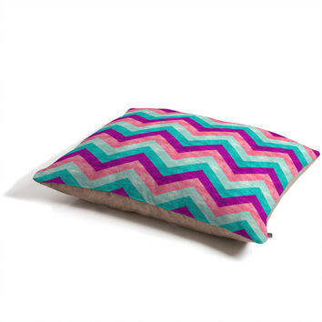 Jacqueline Maldonado Chevron Sweet Pet Bed