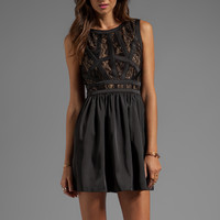 Lovers + Friends Harmony Dress in Black