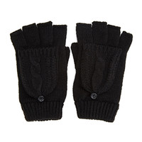 Convertible Knit Gloves