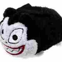 "New Disney Store Mini 3.5"" (S) Tsum Tsum VAMPIRE TEDDY (Nightmare Before Christmas Collection)"