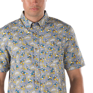 Disney Buttondown Shirt | Shop at Vans