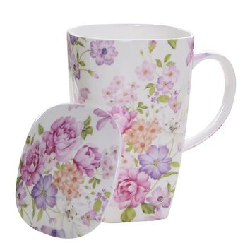 600CC Bone china tea cup large capacity ceramic coffee mug