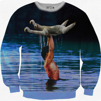 Limited Edition - Dirty Dancing Sloth, Sweatshirt, Fleece, Sweater, Warm Long Sleeve