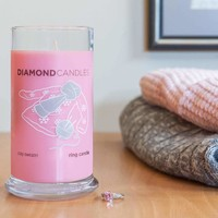 Cozy Sweater Ring Candle
