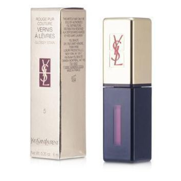 Yves Saint Laurent Rouge Pur Couture Vernis a Levres Glossy Stain - # 5 Rouge Vintage